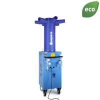 HOT AIR FAN FOR WATER OR STEAM, FILTER MINIMUM G4,